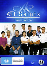 All Saints - Collection One | Season 1-3 DVD Boxset New/Sealed