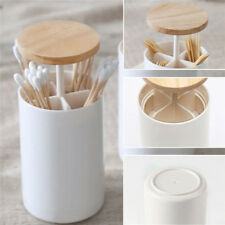 Automatic Cotton Swab Toothpick Holder Storage Organizer For Home Hotel LD