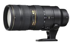 Nikon AF-S NIKKOR 70-200mm 70-200 mm 2,8 G ED VR II Demo Nikon-Fachhändler *2687