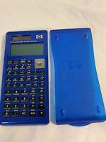 HP SmartCalc 300s Scientific Blue Calculator Calculator Hp