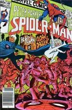 Peter Parker, Spectacular Spider-Man #69 (Cloak/Dagger Marvel Comics 1982)