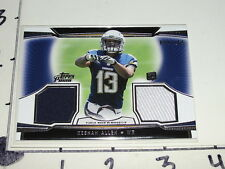 Keenan Allen 2013 TOPPS PRIME Dual JSY Rookie Card San Diego CHARGERS Cal BEARS