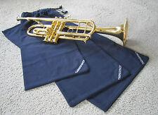 TARNISHNOT Trumpet Storage Bag - Trumpet/Cornet Black
