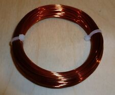 0.63mm - ENAMELLED COPPER WINDING WIRE, MAGNET WIRE, COIL WIRE - 50g