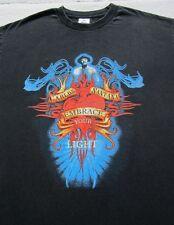 Santana embrace your light 2006 tour Large concert T-Shirt carlos