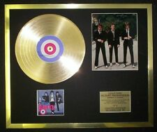 JAM   PHOTO / PIC CD GOLD DISC RECORD FREE P+P