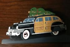 Shelia'S Bringing Home The Tree Woody Car Tsn14
