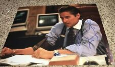 Michael Douglas Signed 11x14 Photo Wall Street with proof