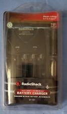 Radio Shack Aa Aaa Ni-Mh/Ni-Cd Battery Charger 23-2301
