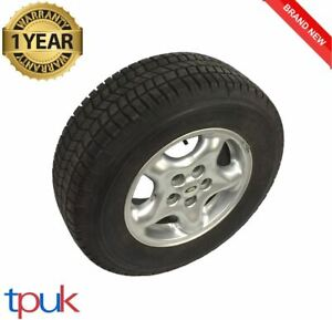 LAND ROVER FREELANDER WHEEL SET OF 5 16 INCH WITH NEW TYRES
