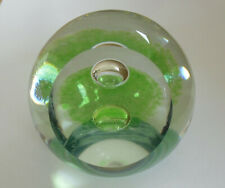 """Ltd Ed Caithness """"Reflections"""" Paperweight Colin Terris(173/500) - >2 7/8"""""""