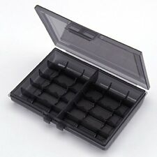 New Sanwa Eneloop Storage Plastic Case Holder for AA & AAA Battery From Japan
