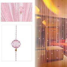 Fransen Schnur Perlen Quaste Flächenvorhang Zimmer Organizer Tür Wandbehang