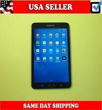 Working Samsung Galaxy Tab A SM-T280 8GB Wi-fi 7-inch Tablet - Black