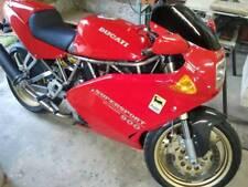 Ducati 900SS SuperSport 1993, 31000klm, MFK Schweiz