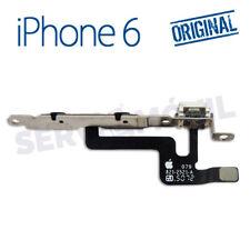 Flex Cable Botón Volumen y Silencio + Soporte Metálico ORIGINAL Apple Iphone 6