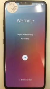 Google Locked LG V40 ThinQ V405UA Sprint Check IMEI GLC IP-1517