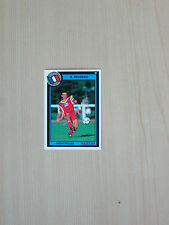Carte official football cards panini 1993  REUZEAU   MONTPELLIER HERAULT