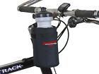 Bushwhacker Shasta Black - Insulated Bike Water Bottle Holder W/ 20 Oz. Bpa Free
