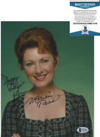 MARION ROSS SIGNED AUTHENTIC 'HAPPY DAYS' 8x10 SHOW PHOTO B BECKETT COA BAS