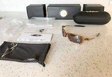 NIB Oakley Limited Edition X-Squared 24K w/ Titanium Irid Polarized OO6011-10