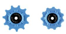 Tripeak Super Ceramic 11T Pulley Wheel for 11 Speed Shimano  SRAM Campy | Blue