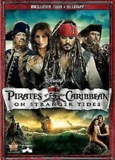 Pirates of the Caribbean on stranger tides (DVD,BLU-RAY)