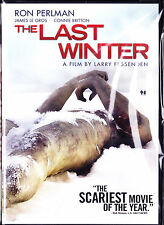 The Last Winter (DVD, 2008, Widecreen) New