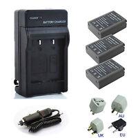 BLN-1 BLN1 Battery/ Charger for Olympus OMD E-M5 EM5 II M-5 M5 E-M1 EM1 E-P5 EP5