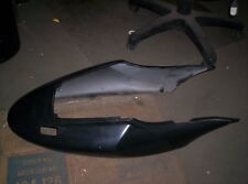 04-05 HONDA CBR600F4I REAR BACK TAIL FAIRING COWL PLASTIC OEM  12/29