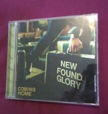 NEW FOUND GLORY NFG Coming Home CD Rock & Roll Pop Punk Drive Thru Records 2006