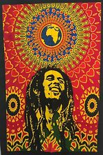 Indian Tapestry Wall Hanging Mandala Poster Taille bob marley impression tapisseries