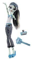 Monster High Doll Dead Tired Frankie Stein Daughter of Frankenstein New