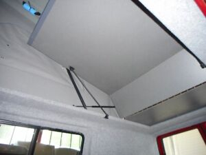 Full Elevating Bed Kits for Campervan PopTops