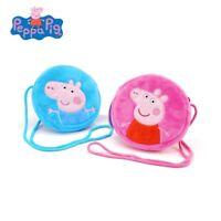 Kinder Mädchen Tasche Peppa Pig Handtasche Umhängetasche Schultertasche Geschenk