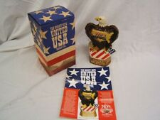 Mt Hope United We Stand USA Decanter Mt. Hope PA 1 of 2400 c 1980 in Orig Box