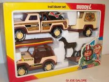 BUDDY L (TRAIL BLAZER SET)MIB EARLY 1980's 100%COMP.
