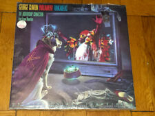 GEORGE CLINTON PARLIAMENT FUNKADELIC MOTHERSHIP CONNECTION Live from Houston LP