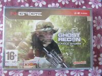 N-Gage - Ghost Recon - Jungle Storm - New