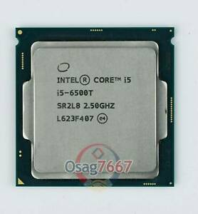 Intel Core i5-6500 3.2GHz CPU Quad-Core SR2BX LGA 1151 Processor