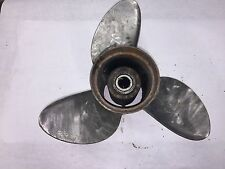 Evinrude Johnson Outboard Stainless Propeller 15 x 17 LEFT-HAND ROTATION