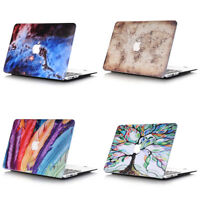 Cut Out Matte Hard Case Cover Shell for Macbook Air Pro 11 13 15 / Pro Touch Bar