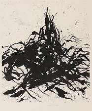 MAX Uhlig-piccole paesaggio-Serigrafia/serigrafie 1976