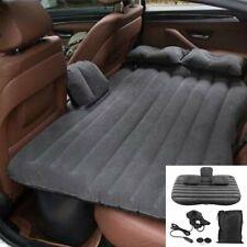 Aufblasbare Luftbett Matratze Bett Luftmatratze für Auto Rücksitz Elektropumpe E