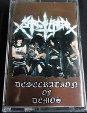 SARCOFAGO - Desecration of Demos. Tape