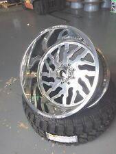 26x14 Fuel Forged FF-51 8x170 Wheels Rims Ford F250 F350 Superduty IN STOCK!