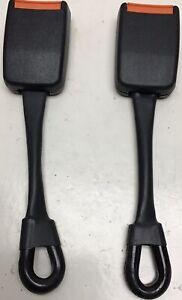 Hummer H1 Seat Belt Buckle Anchors Pair 2