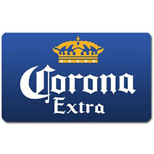 Corona Extra Mexican Beer Logo Fridge Magnet