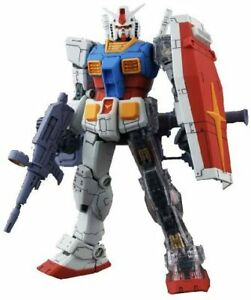 MG 1/100 RX-78-2 Gundam Ver.ONE YEAR WAR 0079 Animation Color vers... From Japan