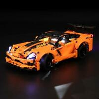 LED Kit for Lego 42093 ( Technic Chevrolet Corvette ZR1 ) Building Blocks Model